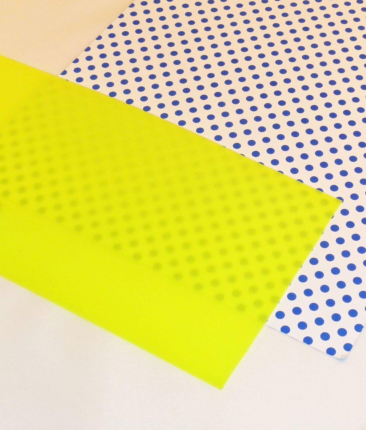 belag neon gelb 15 cm | bau dir deinen ski | skibaumarkt.de