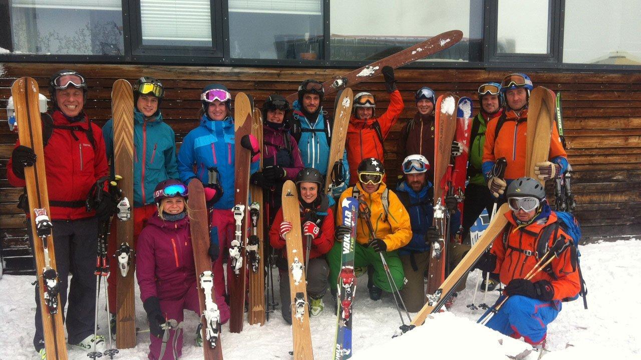 Skibauertag 2016 Kanzelwand
