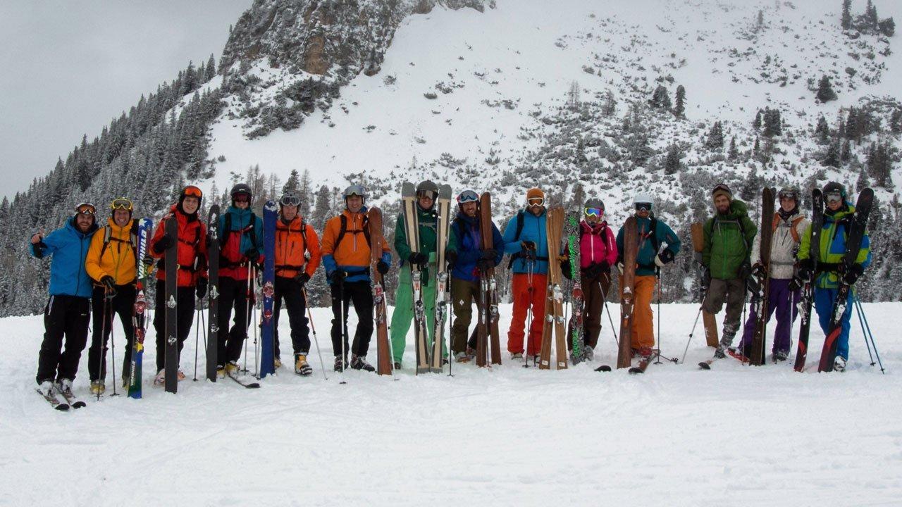 Skibauertag Rofan 2015